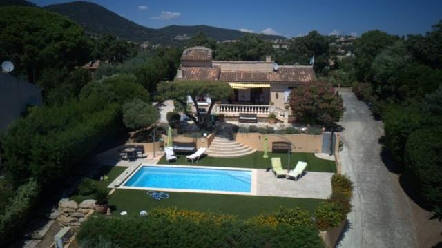Vacation rental house / villa Cavalaire sur mer 800€ - Picture 19
