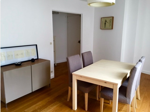 Rental apartment Paris 16ème 1 835€ CC - Picture 2