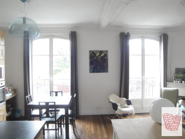 Vente appartement Colombes 365000€ - Photo 1