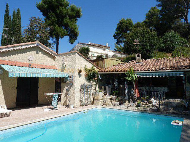 Viager maison / villa Vallauris 145000€ - Photo 1