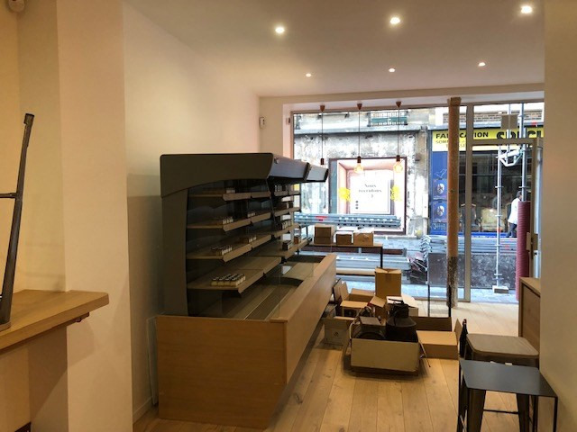 Commercial lease transfer shop Paris 12ème 75000€ - Picture 2
