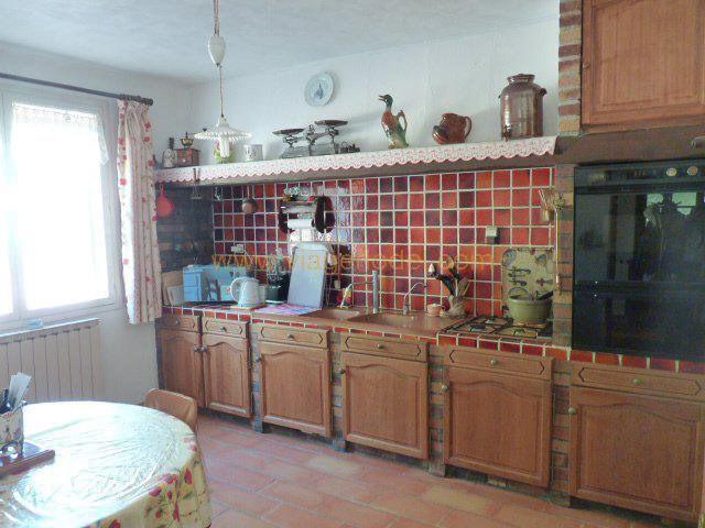 Vendita nell' vitalizio di vita casa Mimet 110000€ - Fotografia 10