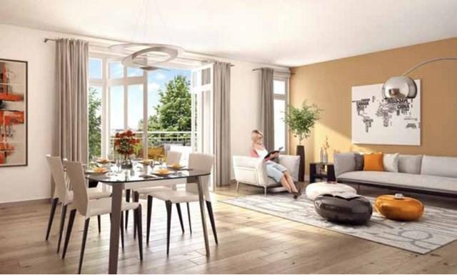 Sale apartment Serris 305000€ - Picture 1