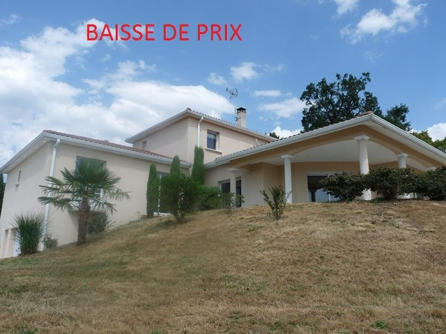 Sale house / villa Saint-bonnet-les-oules 519000€ - Picture 1