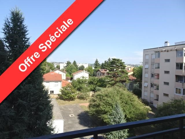 Location appartement Villefranche sur saone 754,92€ CC - Photo 1