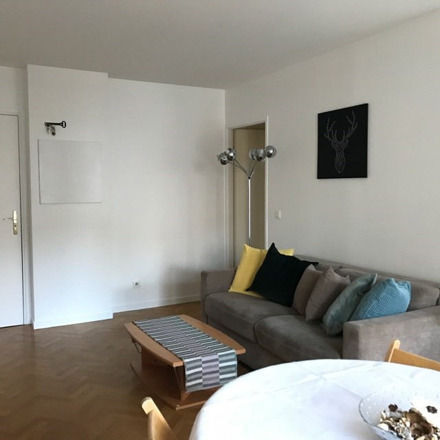 Rental apartment Clamart 1152€ CC - Picture 2