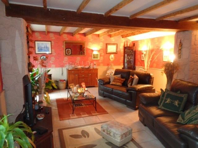 Verkoop  huis Montmartin en graignes 128500€ - Foto 6