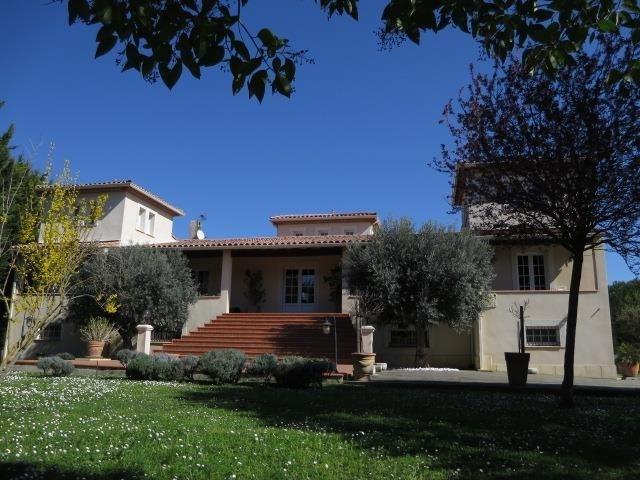 Deluxe sale house / villa Carcassonne 552500€ - Picture 1