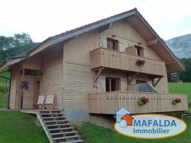 Vente maison / villa Mont saxonnex 243000€ - Photo 2