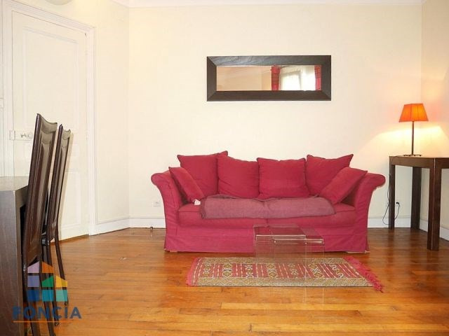 Rental apartment Suresnes 900€ CC - Picture 1