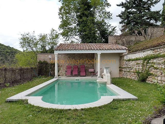 Vitalicio  casa Corbières-en-provence 180000€ - Fotografía 6