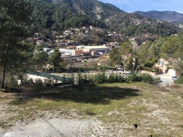 Vente terrain Contes 262500€ - Photo 2