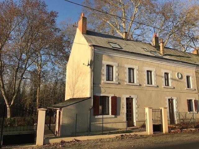 Vente maison / villa Argent sur sauldre 88000€ - Photo 2
