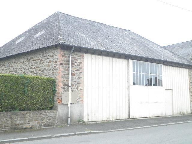 Vente maison / villa Martigne ferchaud 38600€ - Photo 1