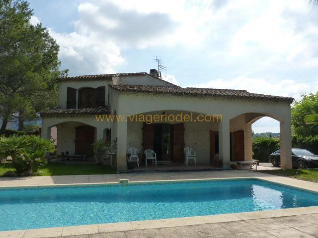 Life annuity house / villa Roquebrune-sur-argens 286000€ - Picture 1