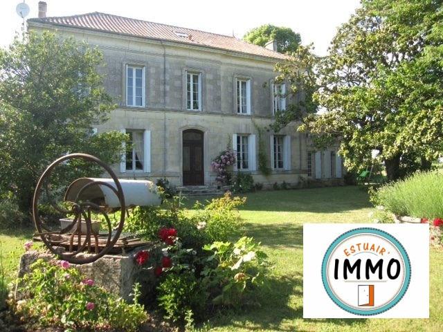Deluxe sale house / villa Saint-fort-sur-gironde 599000€ - Picture 12
