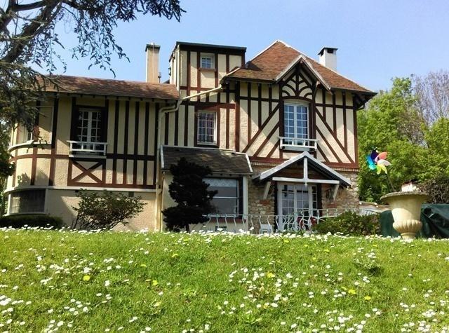 Sale house / villa Villennes sur seine 815000€ - Picture 1