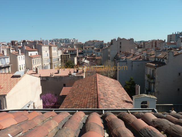 Vendita nell' vitalizio di vita appartamento Marseille 6ème 42500€ - Fotografia 1
