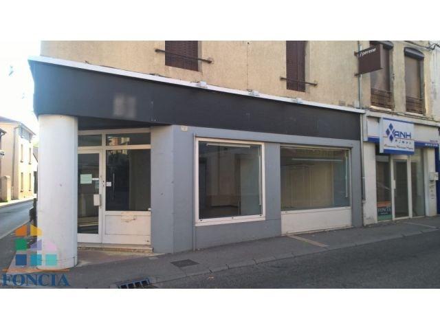Péage, hyper centre, Local commercial de 100M² env