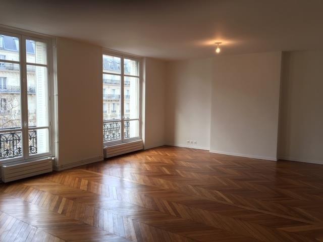 Rental apartment Paris 17ème 4227€ CC - Picture 2