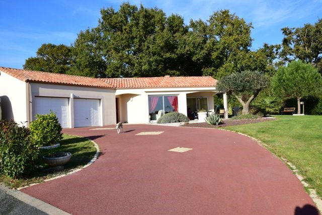 Vente maison / villa Beaulieu sous la roche 287150€ - Photo 1