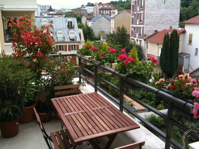 Revenda apartamento Suresnes 695000€ - Fotografia 2