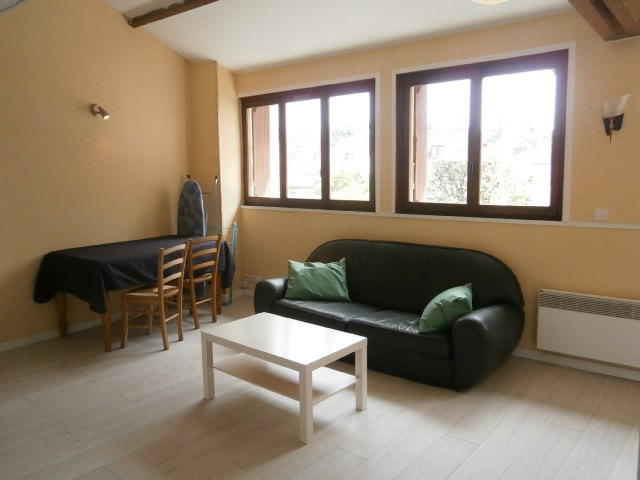 Rental apartment Fontainebleau 702€ CC - Picture 2