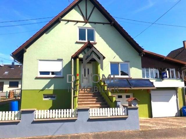Revenda casa Gumbrechtshoffen 299000€ - Fotografia 2