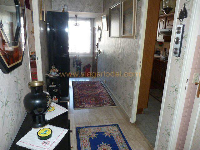 Lijfrente  appartement Cagnes-sur-mer 140000€ - Foto 5
