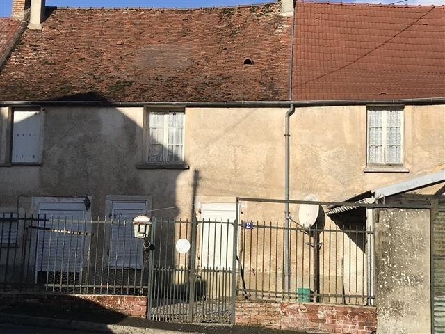Venta  casa Crezancy 78000€ - Fotografía 1