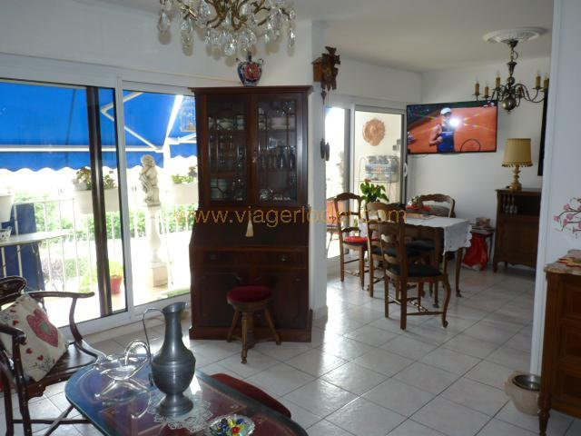 Life annuity apartment Fréjus 75000€ - Picture 1