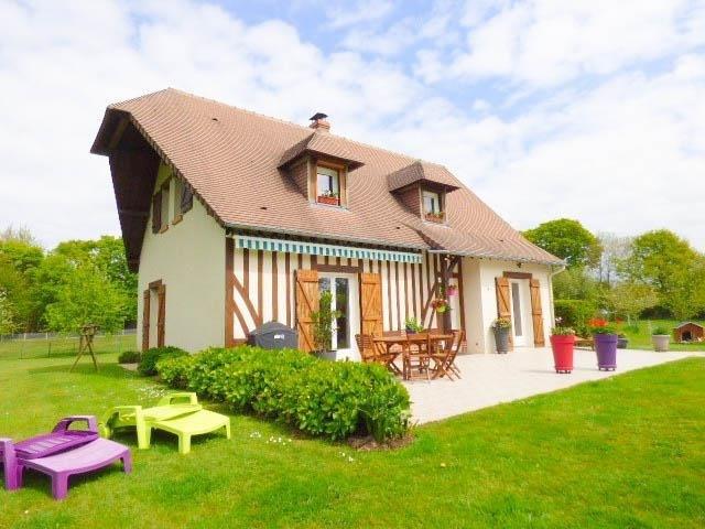 Verkoop  huis Gonneville sur mer 392000€ - Foto 1