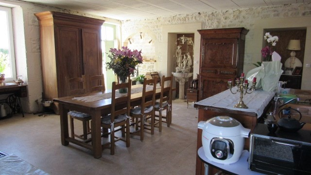 Vente maison / villa Tonnay boutonne 299620€ - Photo 4