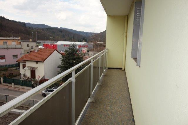 Vente appartement Unieux 91000€ - Photo 6