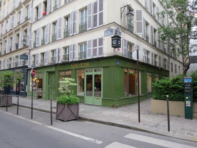 Commercial lease transfer shop Paris 4ème 320000€ - Picture 8