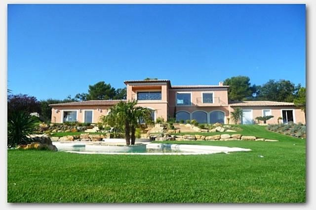 Location vacances maison / villa Mougins  - Photo 1