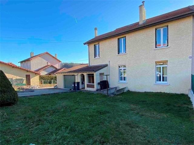 Vendita appartamento Roche-la-moliere 155000€ - Fotografia 1