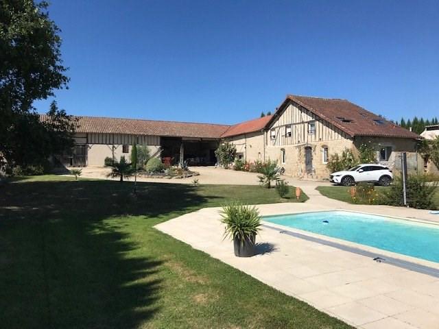 Vente de prestige maison / villa Marciac 456750€ - Photo 1