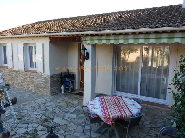 Vitalicio  casa Roquebrune-sur-argens 145000€ - Fotografía 1