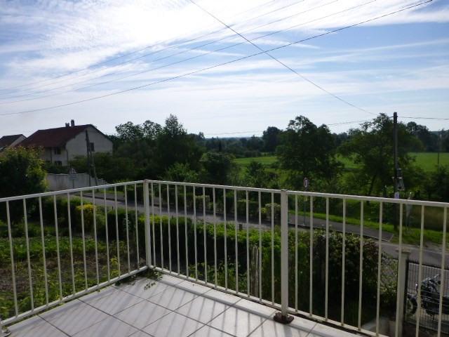 Location maison / villa Bennecourt 500€ CC - Photo 5
