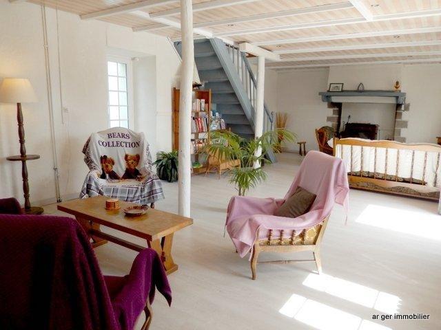 Vente maison / villa St jean du doigt 318000€ - Photo 13