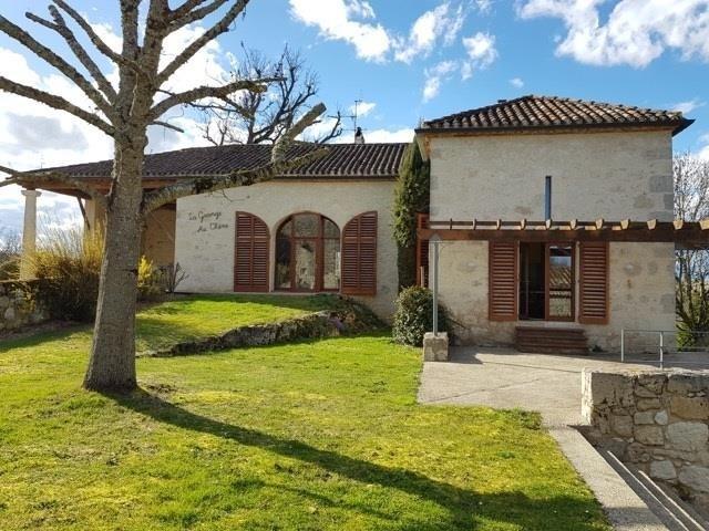 Vente de prestige maison / villa Valence d'agen 420000€ - Photo 1