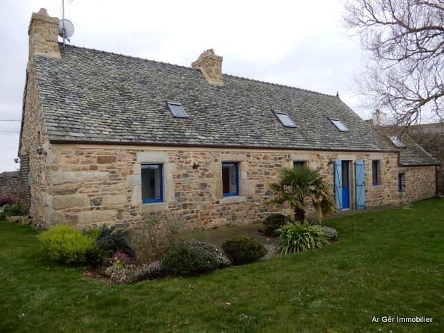 Vente maison / villa St jean du doigt 296800€ - Photo 17