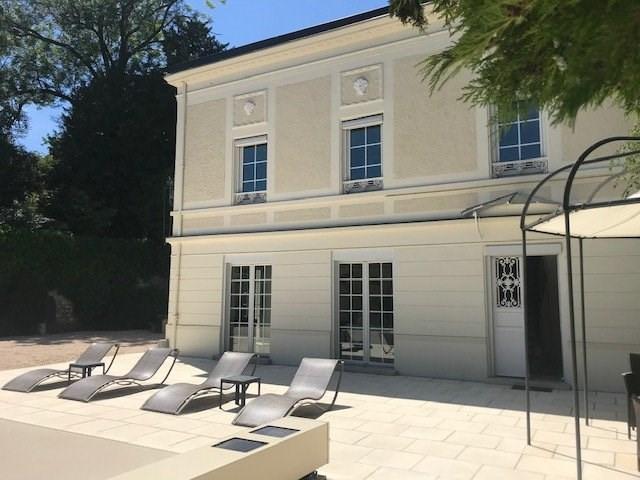 Revenda residencial de prestígio casa Villennes sur seine 1120000€ - Fotografia 2