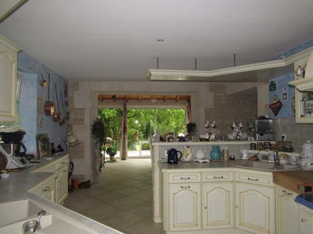 Vente maison / villa Asnières-la-giraud 468000€ - Photo 5