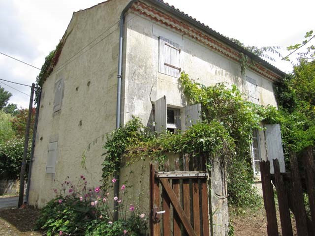 Sale house / villa Poursay garnaud 38 250€ - Picture 1