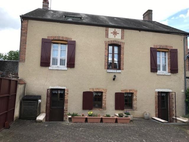 Sale house / villa Aubigny sur nere 183000€ - Picture 1