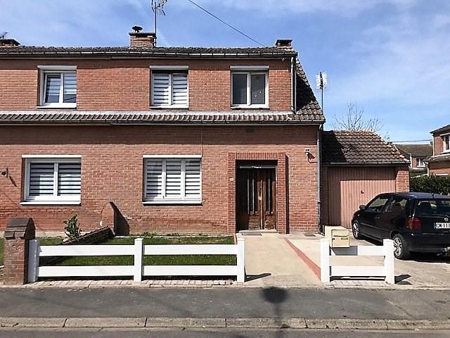 Vente maison / villa Wardrecques 115500€ - Photo 1