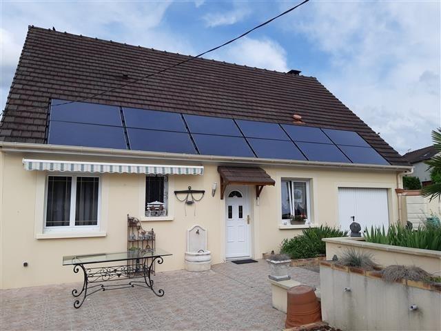 Vente maison / villa Saacy sur marne 224000€ - Photo 1