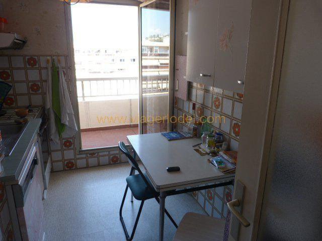 Verkauf auf rentenbasis wohnung Saint-laurent-du-var 80000€ - Fotografie 12